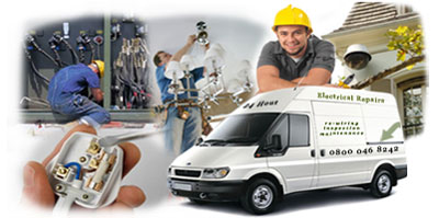 Widnes electricians